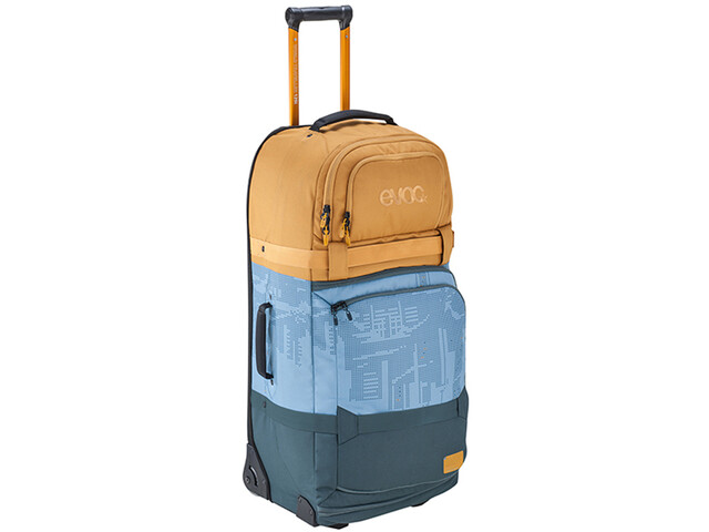 EVOC World Traveller Mochila/Bolsa 125l, multicolour
